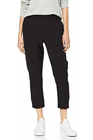 ONLY NOS Women's Onlglowing Mid Ankle Pant Do PNT Trouser, ( Schwarz)