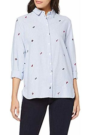 s.Oliver Women's 14.908.11.2416 Blouse, ( Embroidery 53l0)