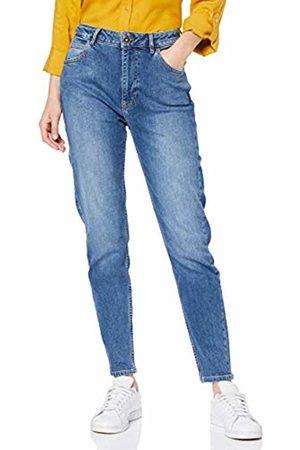 Cross Jeans Women's Joyce Boyfriend Jeans, (Mid Stone 022)