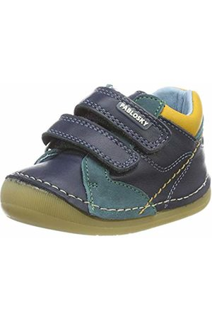 Pablosky Baby Boys' 60532 Boots, Azul