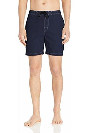 "28 Palms 7"" Inseam Board Short Navy"