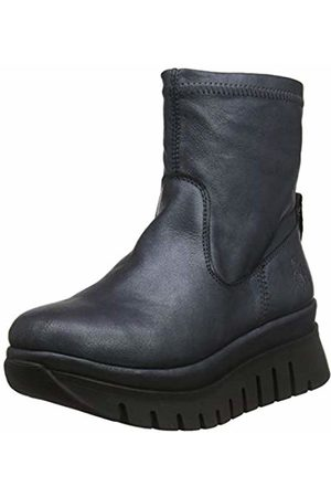 Fly London Women's BORK060FLY Ankle Boots, (Anthracite 001)