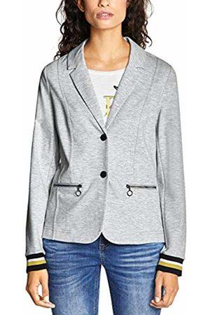 Street one Women's 211030 Suit Jacket, (Club Melange 12003)