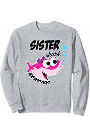 Baby Shark Family Matching T shirts by OMG Sister Shark Shirt Gift - Cute Baby Shark Matching Family Sweatshirt