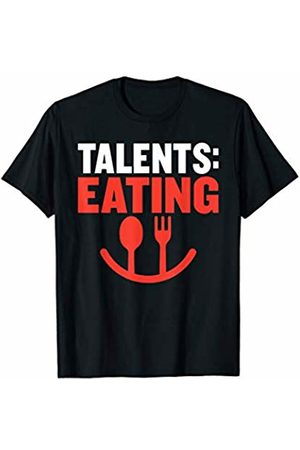 That's Life Brand Talents: Eating T Shirt