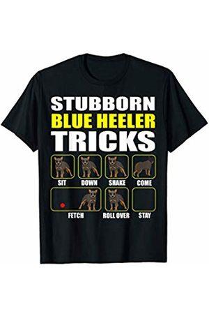 ToonTyphoon Comic Stubborn Heeler Tricks T-Shirt