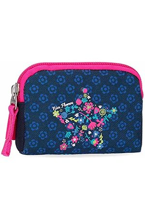 MOVOM Nice Flowers Purse Coin Pouch, 12 cm