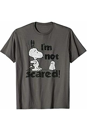 Peanuts Halloween Snoopy I'm Not Scared T-Shirt