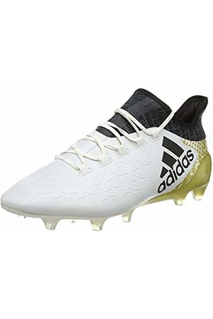 adidas Men's X 16.1 FG Football Boots, Blanco (Ftwbla/Negbas/Dormet)