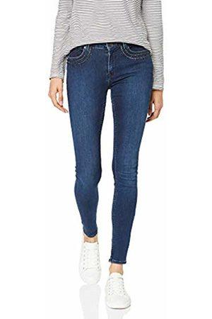 Garcia Damen Skinny Jeans Gs900727 Blau (Dark Used 6633) 36 (Herstellergröße: 27)