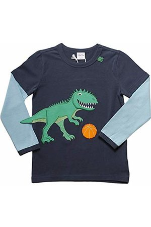 Freds World by Green Cotton Boys Dragon Applique T Baby T-Shirt