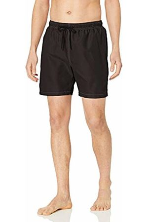 "28 Palms 6"" Inseam Swim Trunk Charcoal"