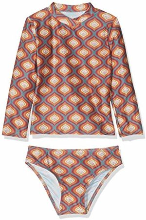 March Baby Girls' Kids Monica Swimwear Set