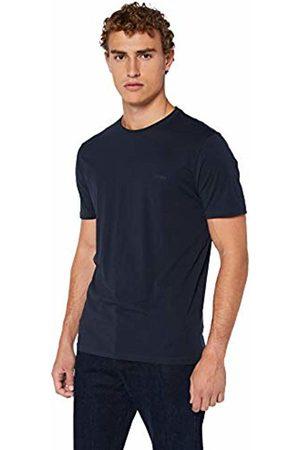 HUGO BOSS Men's Trust T-Shirt, (Dark 404)