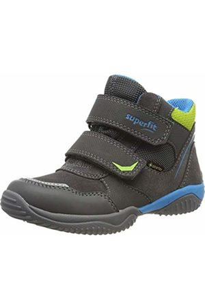 Superfit Boys' Storm Hi-Top Trainers, ((Grau/ 20)