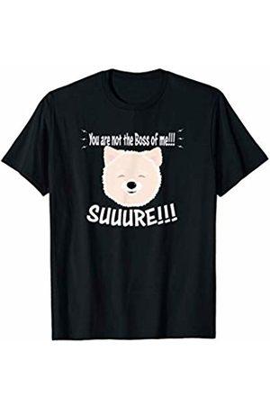 ToonTyphoon Funny Pomeranian Not The Boss of Me T-Shirt