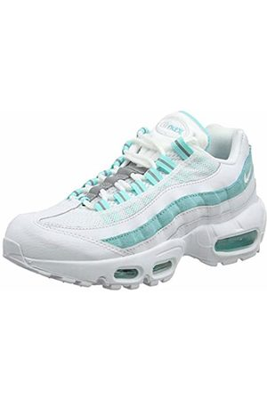 Nike Women's WMNS Air Max 95 Gymnastics Shoes, /Lt Aqua 115
