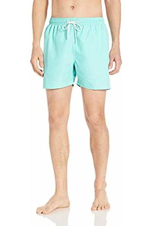 "28 Palms 4.5"" Inseam Swim Trunk Aqua"