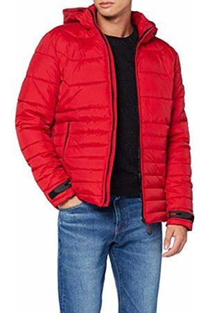 Mavi Men's Hooded Jacket (Chili Pepper 27125)
