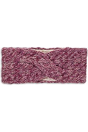 Sterntaler Girl's Bandeau Torsadé Tricoté Filles, Âge: 4-7 Ans, Taille: 55/57 cm, Violet Clair Headband