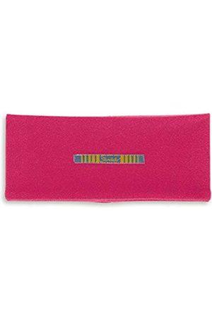 Sterntaler Girl's Bandeau Unisexe Avec Bande Réfléchissante Âge: 18-24 M, Taille: 51 cm, Magenta Headband, 745
