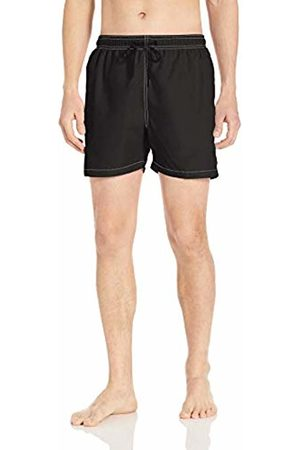 "28 Palms 4.5"" Inseam Swim Trunk Charcoal"