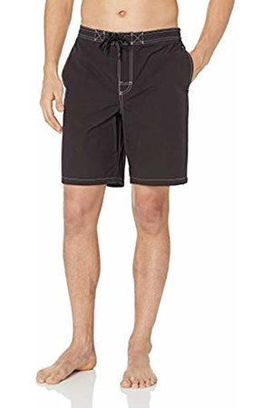 "28 Palms 9"" Inseam Board Short Charcoal"