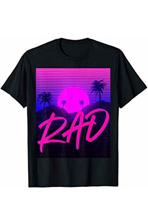 aa483549c7a7 Rad 1980s Vintage Eighties Costume T-Shirt
