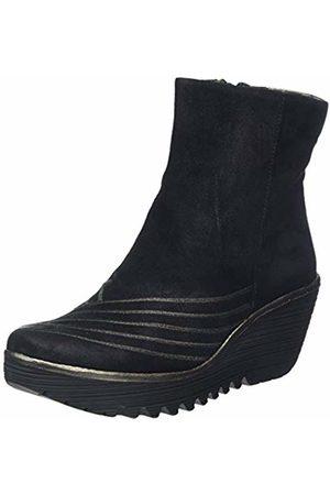Fly London Women's YENI062FLY Chelsea Boots, ( /Bronze 006)