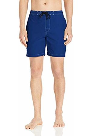 "28 Palms 7"" Inseam Board Short Deep Ocean"