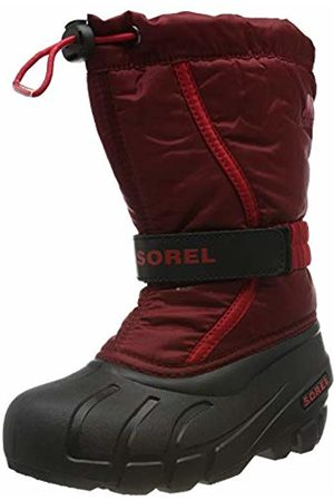 sorel Unisex Kid's Childrens Flurry Snow Boots, ( Jasper, Mou 664)