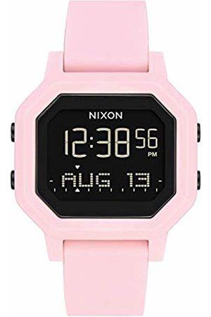 Nixon Womens Digital Watch with Silicone Strap A1210-3154-00