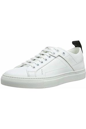 HUGO BOSS Women's Mayfair Detlow Cut-c Low-Top Sneakers, ( 100)