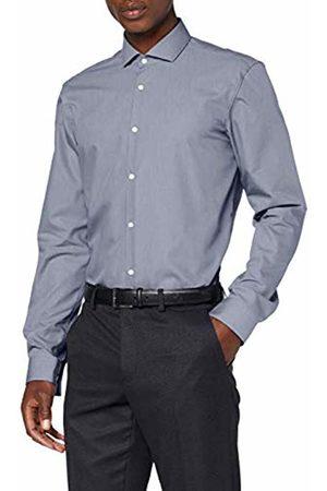 HUGO BOSS Men's Erriko Casual Shirt, (Medium )