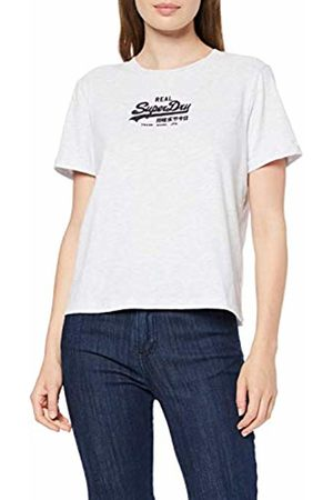 Superdry Women's Vintage Logo Sport Boxy Tee T-Shirt