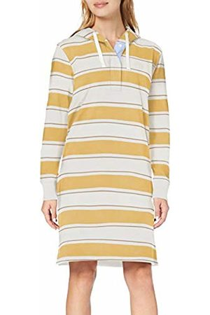 GANT Women's D1. Hooded Heavy Rugger Dress
