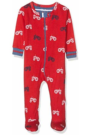 Hatley Baby Boys' Organic Cotton Footed Sleepsuit