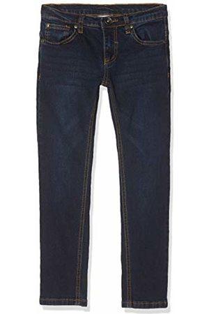 MEK Boy's Pantalone Denim Elasticizzato Jeans