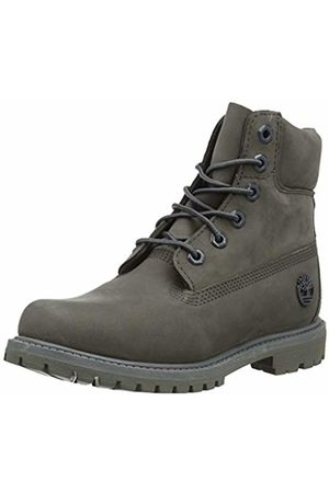 Timberland Women's 6 Inch Premium Waterproof Lace-up Boots, Medium Nubuck)