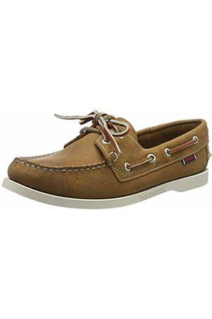 Men's Clovehitch Ii FGL Waxed Boat Shoes 7.5 UK