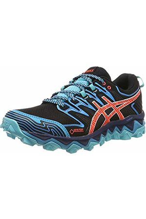 Asics Women's Gel-Fujitrabuco 7 G-tx Running Shoes, ( /Aquarium 002)
