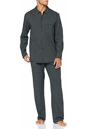 Seidensticker Men's Lang Pyjama Sets, (Dark 803)