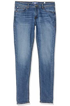 Jack & Jones Boy's Jjiliam Jjoriginal Am 831 Jr Noos Jeans, Denim
