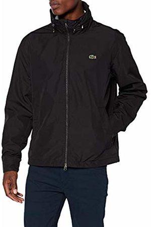 Lacoste Men's Bh8382 Jacket, Noir C