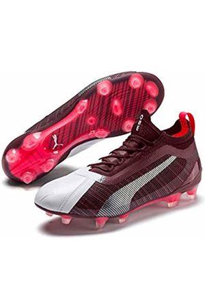Puma Women's ONE 5.1 FG/AG WN's Football Boots, -Vineyard Wine 01