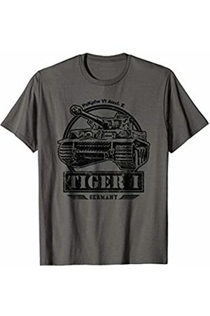 Military Vehicles Tees Tiger I - WW2 German Tank T-Shirt