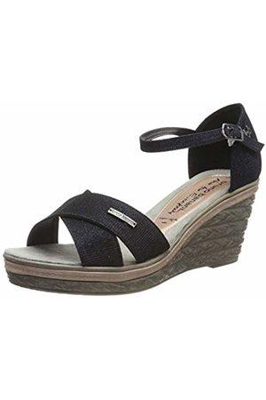 Bruno Banani Women's 283 872 Ankle Strap Sandals