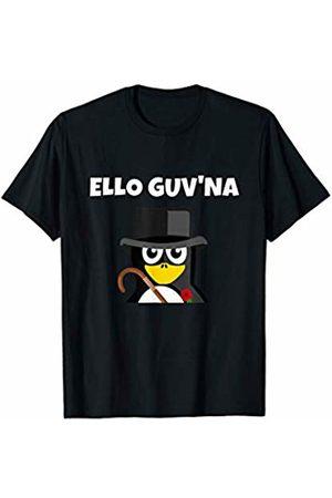 Ello Guv'na Funny London Tees Ello Guv'na Funny London UK Slang Shirt