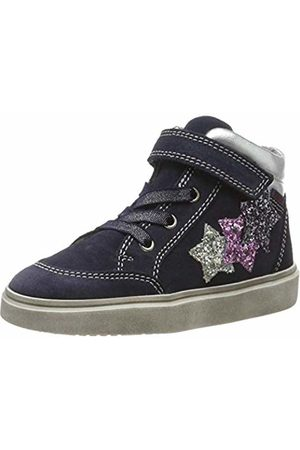 Richter Kinderschuhe Girls' Ryana Hi-Top Trainers