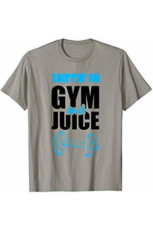 Funny gift shirt Sippin On Gym Juice Funny Quote Saying Gym Juice Shirt